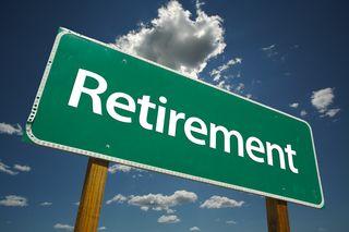 Retirementsign