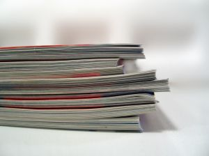 Papers-pile