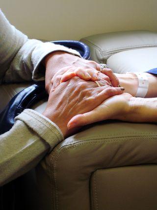 Hands-elderly&nurse