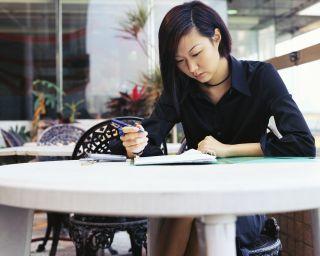 Blogpicture-asianwomanwriting