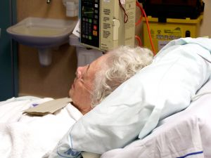 Elderly-hospital-patient